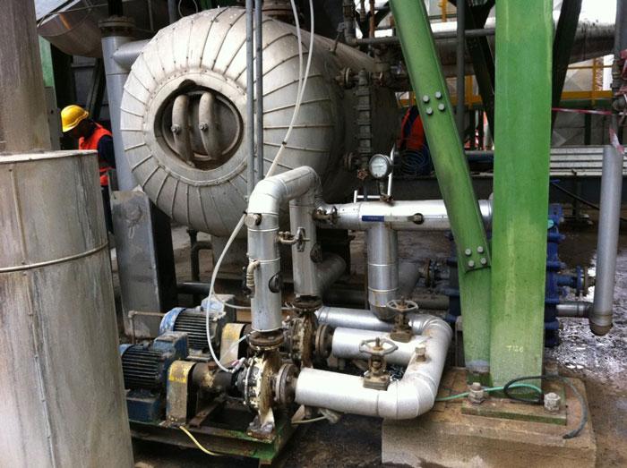 lavaggi chimici industriali