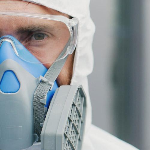 applicazioni per la disinfezione